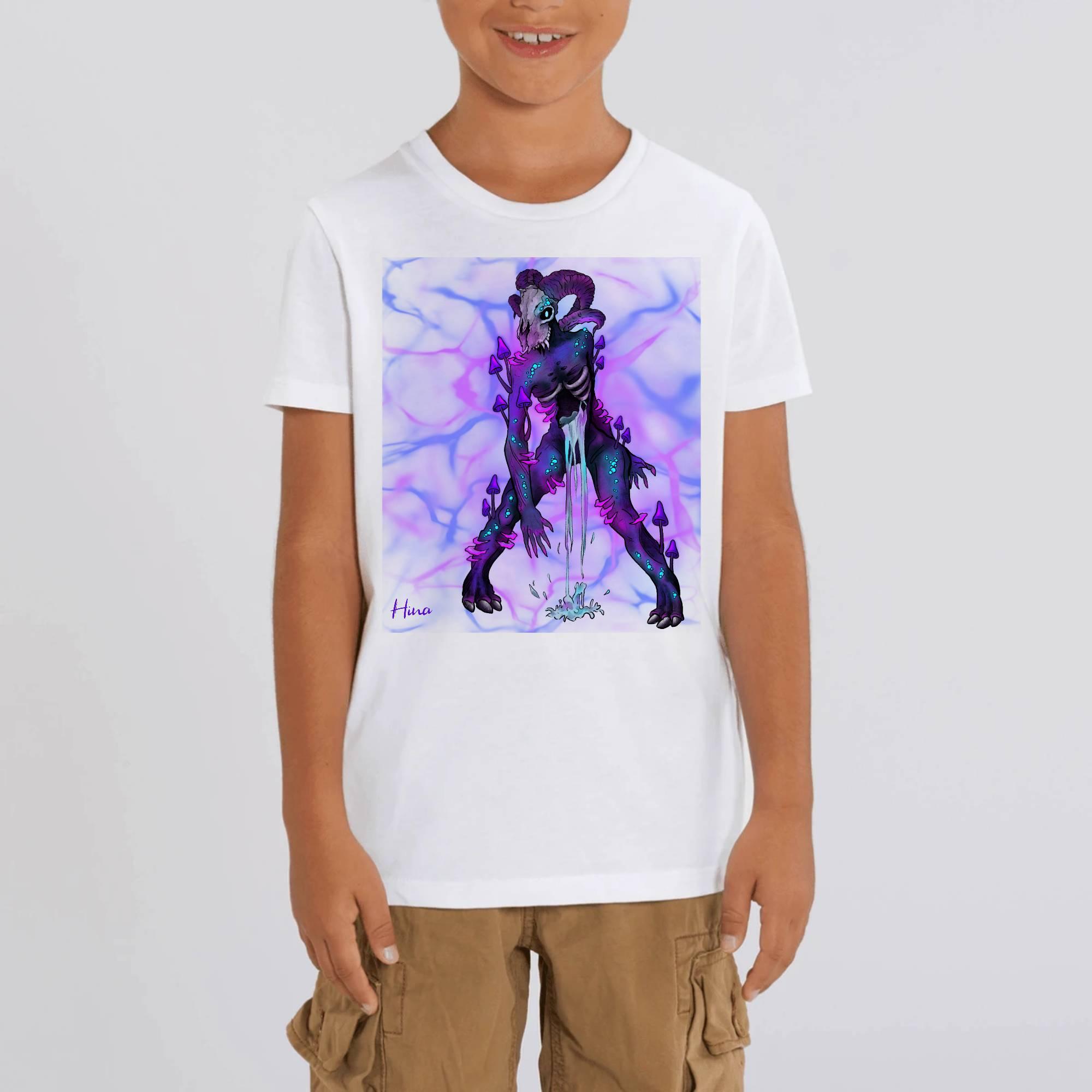 Monster Reborn - T-shirt Enfant Bio