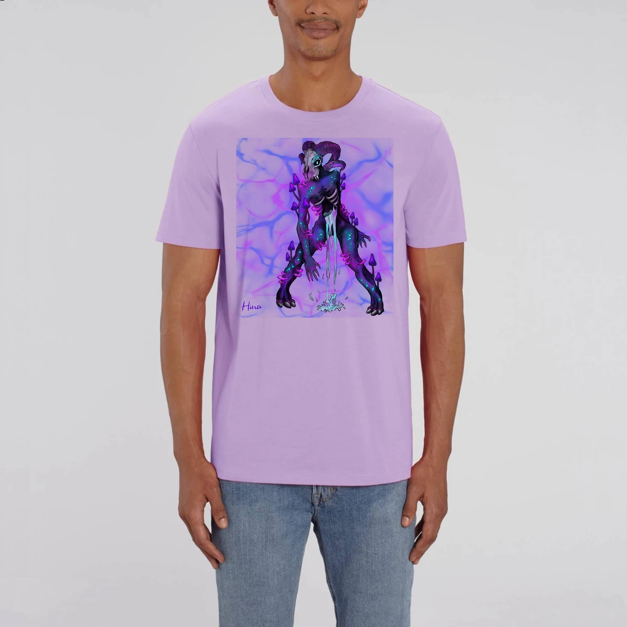 Monster Reborn - T-shirt Unisexe Bio CREATOR
