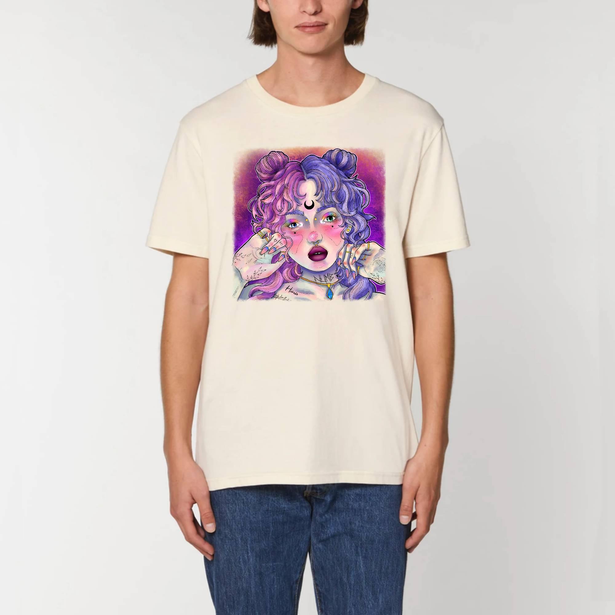 Luna - T-shirt Unisexe Bio CREATOR